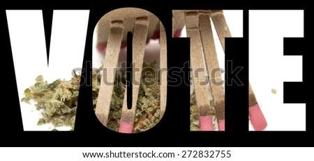 Vote on Marijuana  #272832755