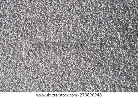 Grey plastered wall background #273890948