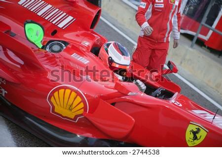 Training 2007 in Cheste Valencia Formula One #2744538