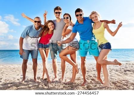 Attractive, beach, beautiful. #274456457