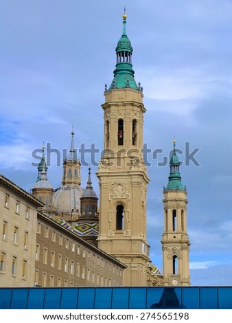Towers of Saragossa   #274565198