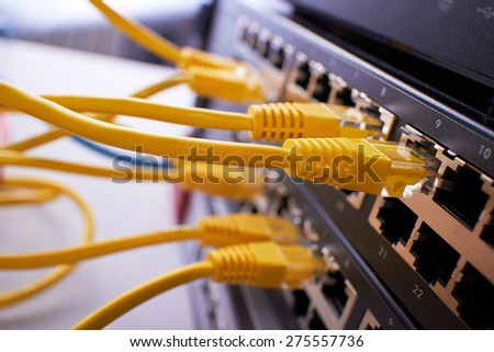 Ethernet Switches and patchcords #275557736