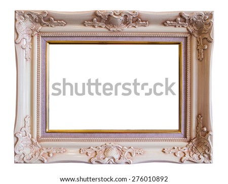 Picture frame. #276010892