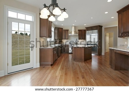 Kitchen in new construction home #27777367