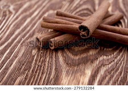 Bunch of cinnamon sticks #279132284