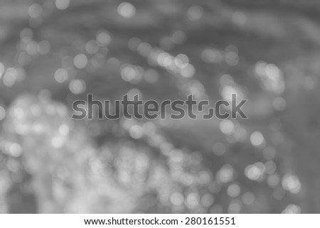 gray bokeh abstract silver background with texture #280161551