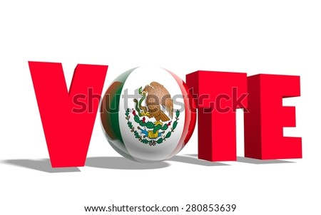 image relative to united mexico, president and others elections #280853639