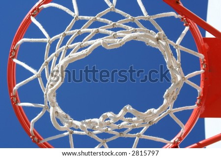 Basketball Hoop #2815797