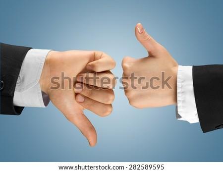 Business, Shaking, Partnership. #282589595