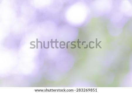 Nature bokeh background soft focus #283269851