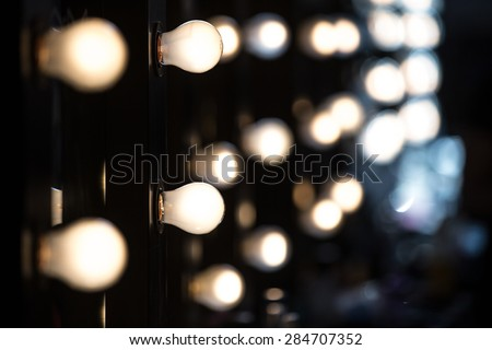 Fashion Show, A Catwalk Event, Backstage Royalty-Free Stock Photo #284707352