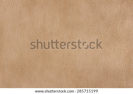 biege leather texture Royalty-Free Stock Photo #285715199
