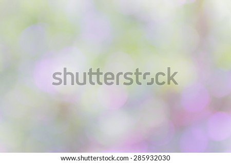 violet bokeh background from nature #285932030