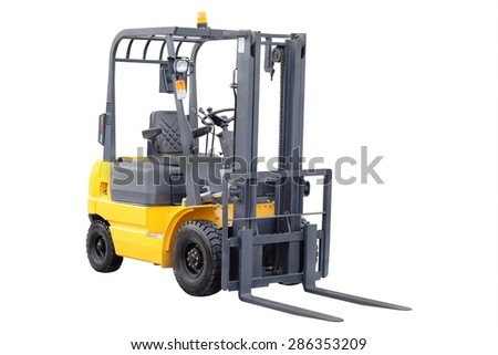 Loader isolated under the white background #286353209