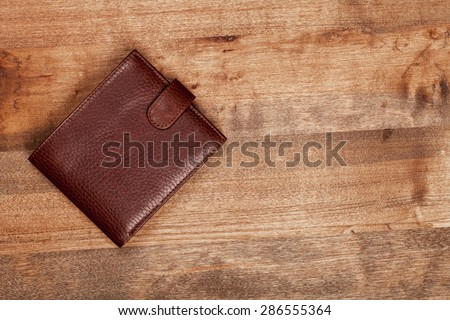Wallet, card, credit. Royalty-Free Stock Photo #286555364