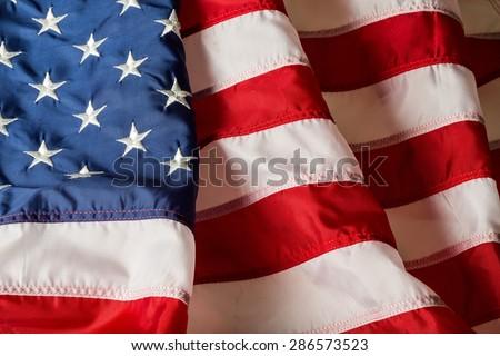 American Flag, Flag, Fourth of July. #286573523