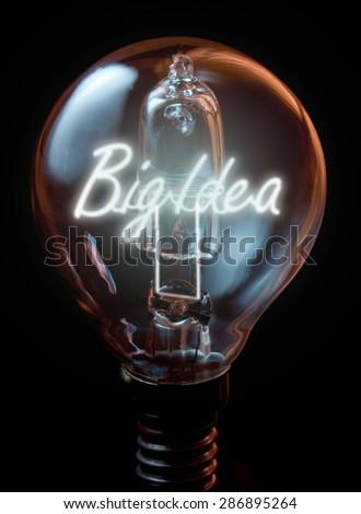 Big idea  #286895264
