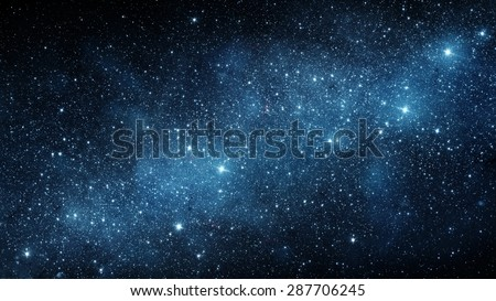 Galaxy. Elements of this image furnished by NASA. Royalty-Free Stock Photo #287706245