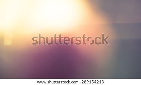 Designed film texture background with heavy grain, dust and a light leak. Royalty-Free Stock Photo #289154213
