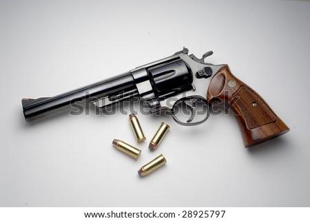Magnum pistol #28925797