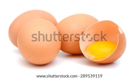 egg isolated on white background  #289539119