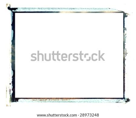 transfer photo border