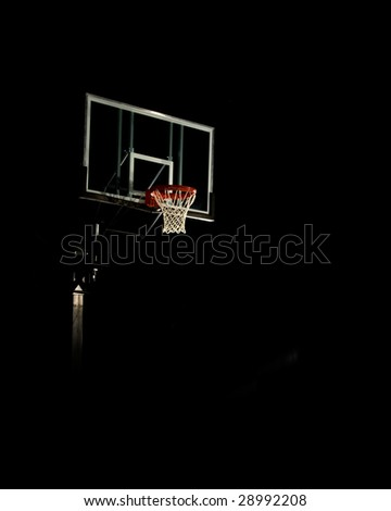 Basketball Basket #28992208