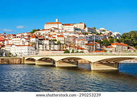 The University of Coimbra is a university in Coimbra, Portugal. Established in 1290, it is one of the oldest universities in the world. #290253239