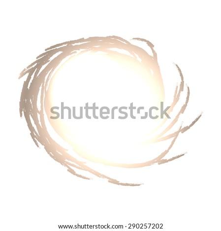 Birth star in blinding light #290257202