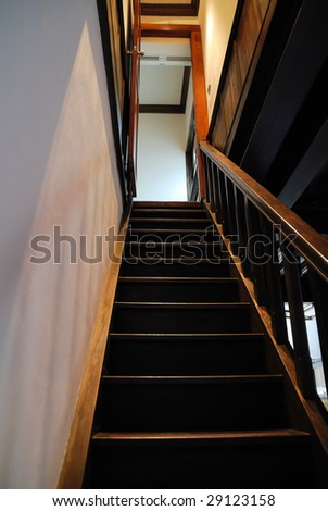 walk upstairs #29123158