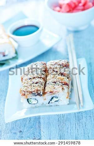 sushi #291459878