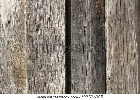 Wood village house wall texture #292506905