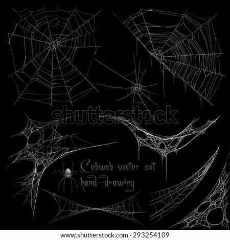 Cobweb set #293254109