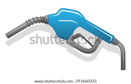 Gas Nozzle blue #293660333