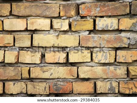 brick wall #29384035