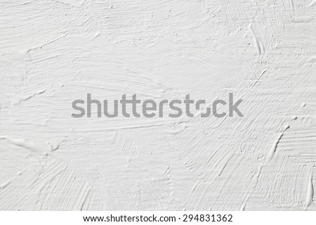 Grunge White Background Cement Old Texture Wall Royalty-Free Stock Photo #294831362