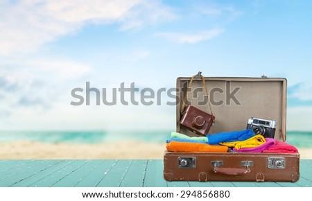 Travel, bag, tourist. #294856880