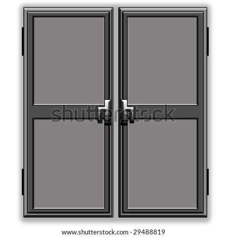 Double door #29488819