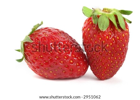 Couple of trawberries #2951062