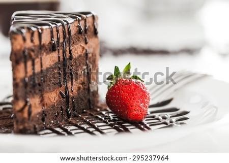 Cake, Chocolate Cake, Chocolate. #295237964