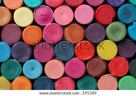 Crayons macro #295589