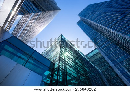 Office building in London, England #295843202