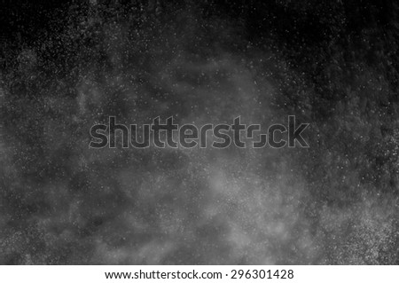 shower water drops,abstract splashes of water on a black background #296301428