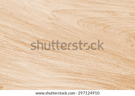 teak wood texture with natural pattern for background and decoration #297124910