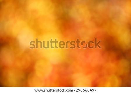 autumn leaves bokeh background, wallpaper
