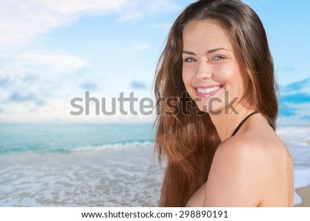 Sunscreen, sun, summer. #298890191