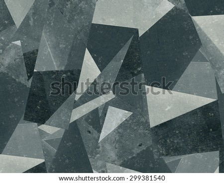 Abstract background. Geometric  #299381540