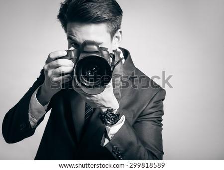 Professional photographer.