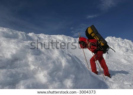 The girl-climber #3004373