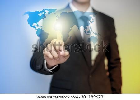 financial concept  #301189679